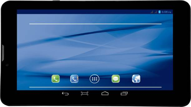 Datawind 7ci 512 MB RAM 4 GB ROM 7 inches inch with Wi-Fi+3G Tablet (Black)