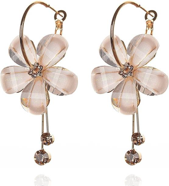 3f39610e9 Yellow Chimes Earrings - Buy Yellow Chimes Earrings Online at Best ...