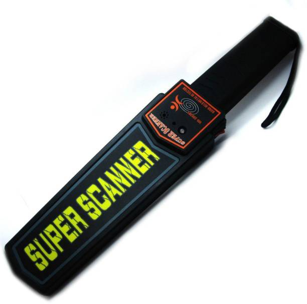 Super Scanner Hand Held Metal Detector With Beep Vibrator High Quality Advanced Metal Detector
