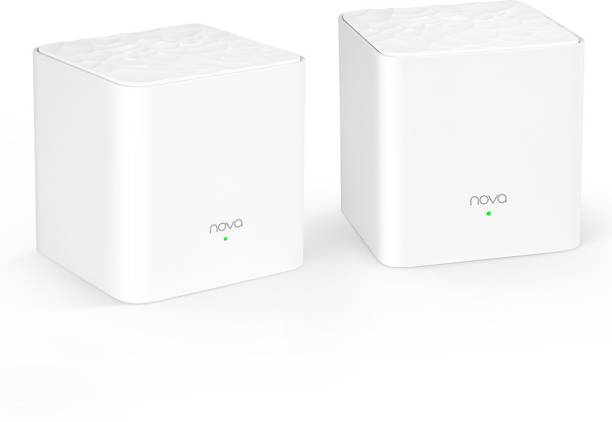 TENDA Nova MW3 (2-Pack) Whole Home Mesh 1176 Mbps Mesh Router