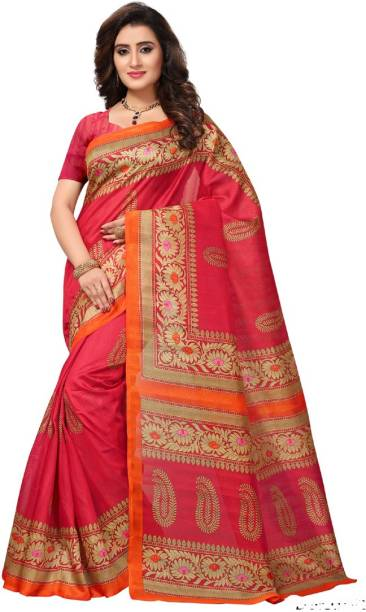 7bb95651b Red Silk Sarees - Buy Red Silk Sarees online at Best Prices in India ...