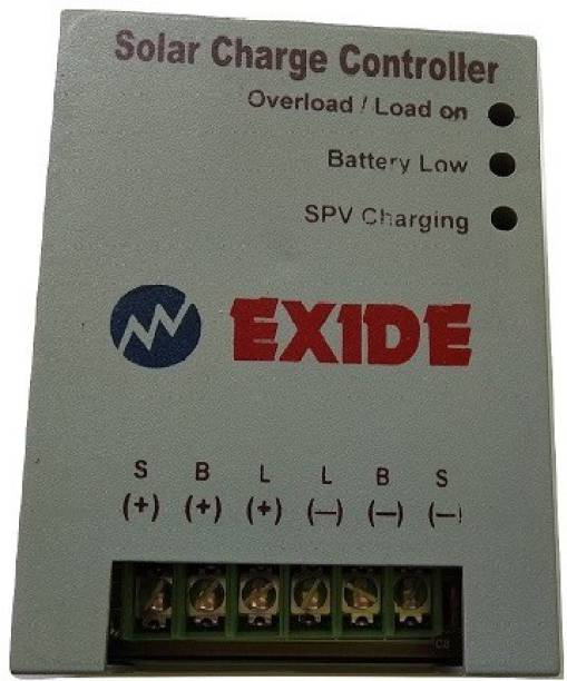 EXIDE 12/24 -6 Amp PWM Solar Charge Controller