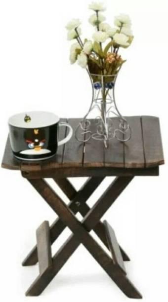 Maan Enterprises Wood Coffee Table Solid Wood Side Table