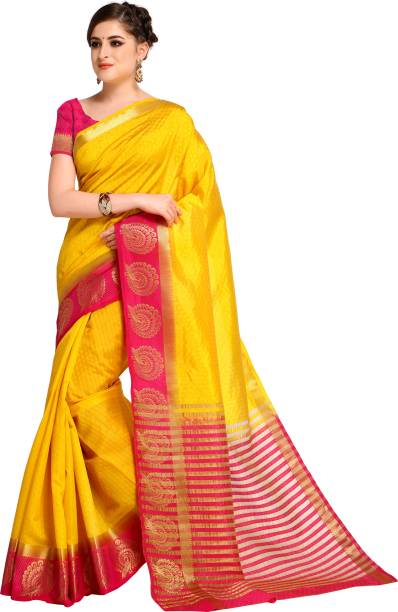 b868ae3680ef5b Lady Ethnic Sarees - Buy Lady Ethnic Sarees Online at Best Prices In ...