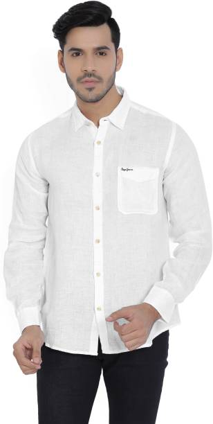 8252017b Linen Shirts - Buy Linen Shirts Online at Best Prices In India ...