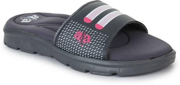 Liberty A-HA Slides