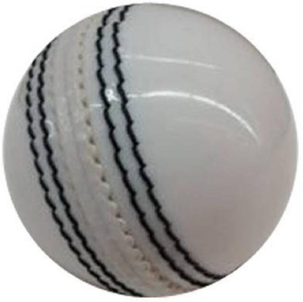 Quinergys Waterproof Swing Alum 2 Piece Tanned Cricket Ball Black Cobra Professional Grade