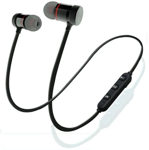 72057cd1c86 KBOOM Magnet Earphone In-ear Headset Sport Running Music Wireless Handfree  Metal Headphone Earbuds with