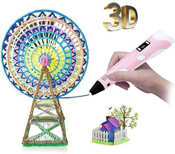 Sogo Smart 3D Pen Birthday Gift For Kids Diy Safe Arts Crafts Creative Toys 8