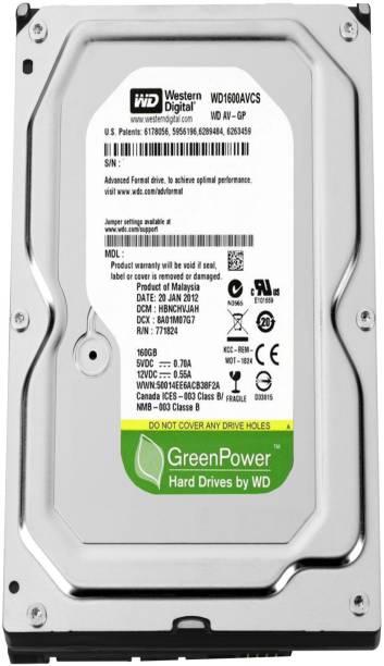 WD sata 160 GB Desktop Internal Hard Disk Drive (160AVCS (Model May Differ)