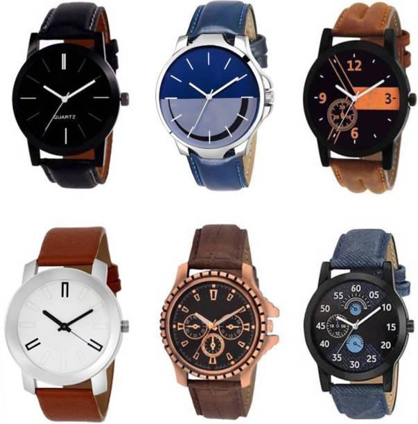 bcf2febe802 Skmi Exclusive Designer Rich ~ Men Combo Sett Of For Couple Hybrid Watch -  For Men