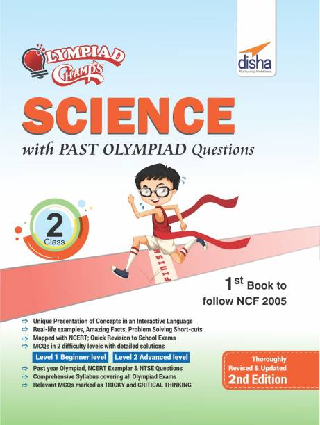 Olympiad Champs Science Class 2 with Past Olympiad Questions Second Edition