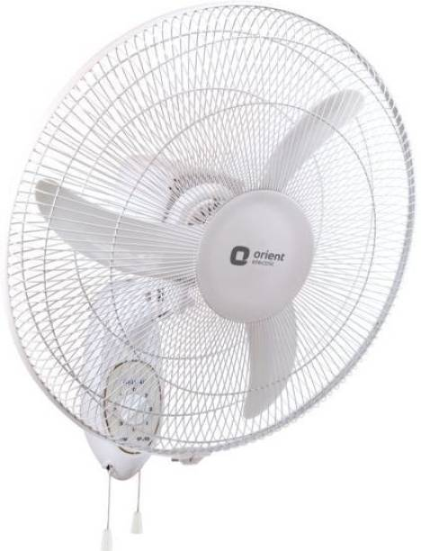 Orient Electric ELECTRIC WALL 48 450 MM 450 mm 3 Blade Wall Fan