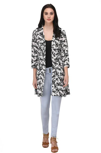 2a3ac2d131 Graphic Print Shrugs - Buy Graphic Print Shrugs Online at Best ...