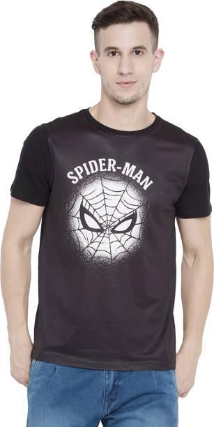 dd925dfa6 Spiderman Tshirts - Buy Spiderman Tshirts Online at Best Prices In ...