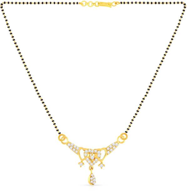 78770a7147f Gold Mangalsutra - Gold Mangalsutra Designs Online at Best Prices ...