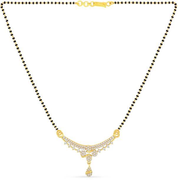 Malabar Gold And Diamonds Mangalsutra - Buy Malabar Gold And