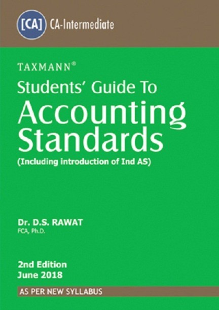 Ds rawat accounting standards book