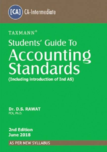 Students Guide to Accounting Standards (Including Introduction of Ind AS)