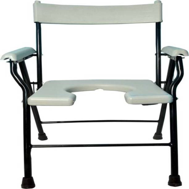 ROYALE HI DESIGN Commode Chair