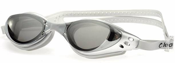 a22d0c7c9206 QUINERGYS ® Smart Grey - Swim Glasses Adult Professional Anti-Fog UV  Protection Adjustable Swimming