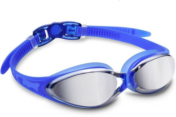 f66669caeedc QUINERGYS ™ Ocean Blue - Crystal Clear Swimming Goggles Wide View No  Leaking Anti Swimming Goggles