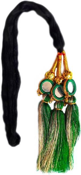 Rapidsflow Punjabi Paranda /Parandi for Women And Girls / Parandi \Choti Hair For women Braid Extension