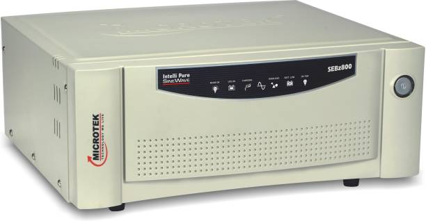 Microtek UPS SEBz 800VA Pure Sine Wave Inverter