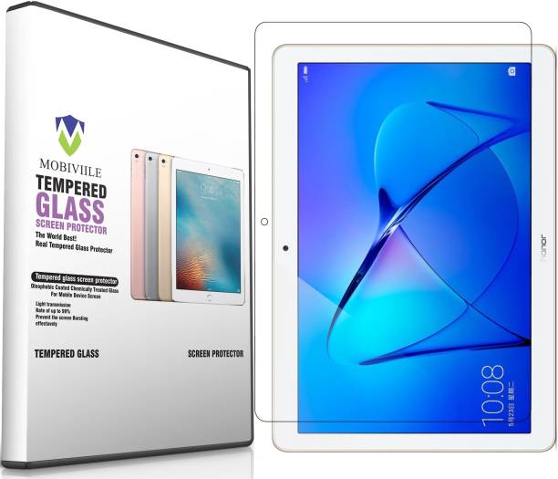 MOBIVIILE Tempered Glass Guard for Honor MediaPad T3 9.6 inch