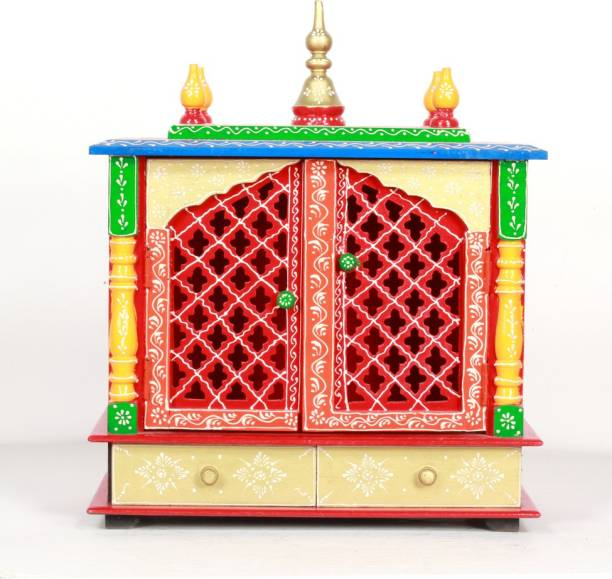 Pooja Mandir Home Temple Online At Discounted Prices On Flipkart