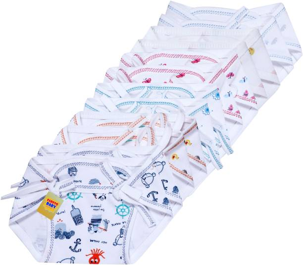 899d54bfc20 Fareto Baby Hosiery Single Layer Cotton Cloth Tying Knotted Nappies Indian  Style Langot Washable
