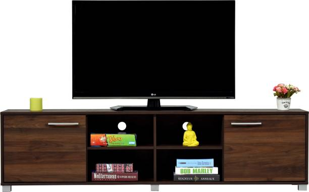 DeckUp Uniti Engineered Wood TV Entertainment Unit
