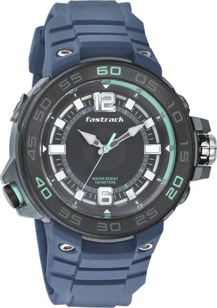 Fastrack 38044PP01 Trendies Analog Watch  - For Men