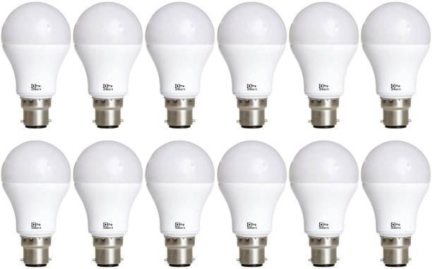 ALPHA 5 W Round B22 LED Bulb