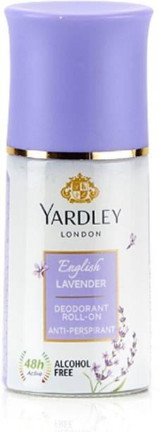 Yardley London English Lavender Deodorant Roll-on  -  For Women