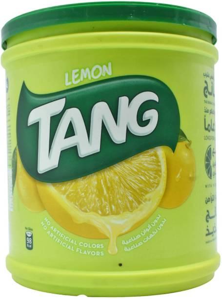 TANG Lemon Flavor Instant Drink Mix Jar - 2.5kg Energy Drink