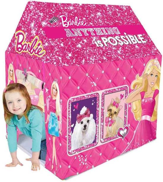 Barbie Play Tent House