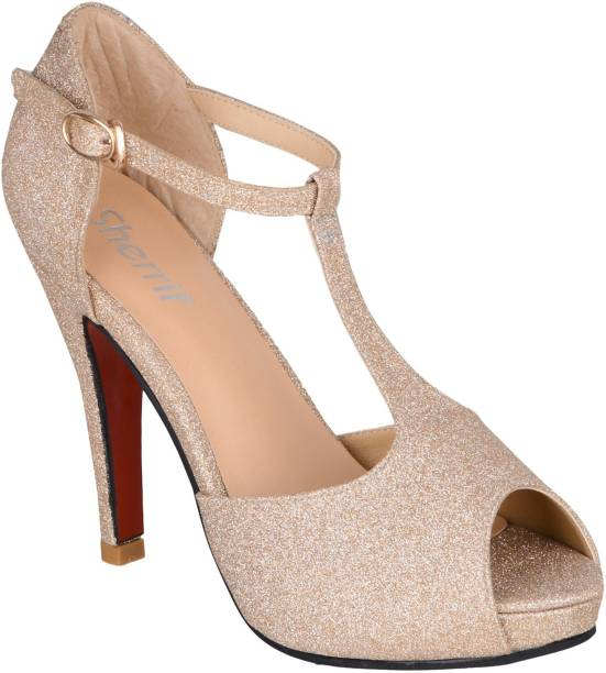 9953e9b09e240 Sherrif Shoes Heels - Buy Sherrif Shoes Heels Online at Best Prices ...