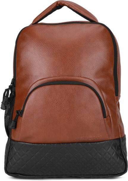 Rexine Backpack 20 L Laptop