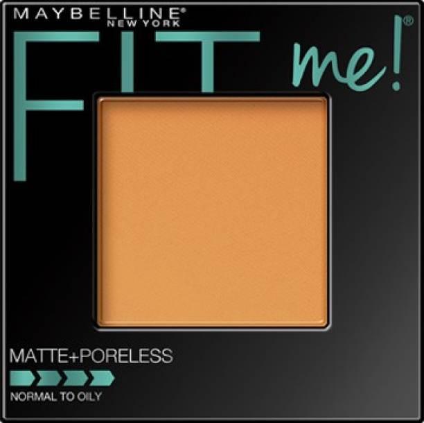 MAYBELLINE NEW YORK Fit Me Matte Poreless Powder Compact
