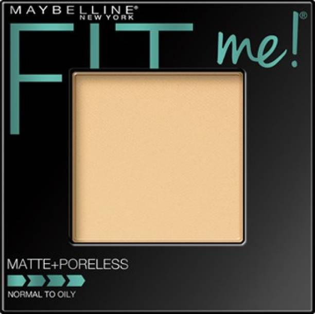 MAYBELLINE NEW YORK Fit Me Matte Plus Poreless Powder Compact