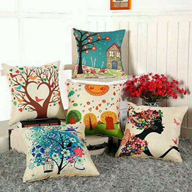 Rs Quality Printed Cushions Cover