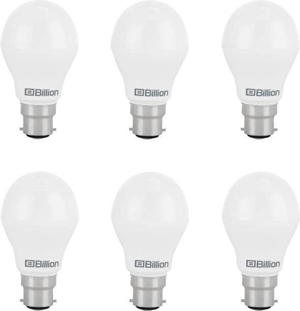 Billion 7 W Round B22 LED Bulb
