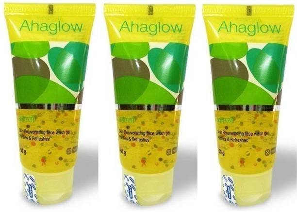 torrent Ahaglow face wash pack of 3 Face Wash