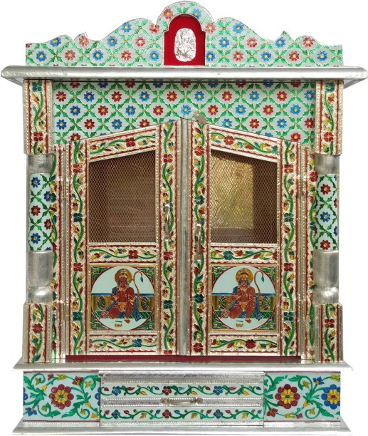 Brilliant Home Designs Pooja Mandir Home Temple   Buy Brilliant Home .