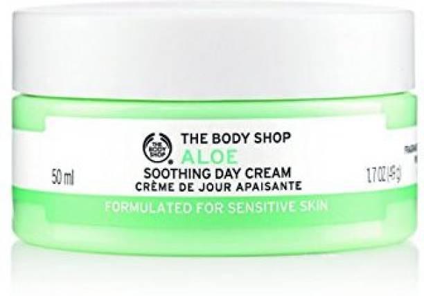 THE BODY SHOP Aloe Soothing Day Cream Regular
