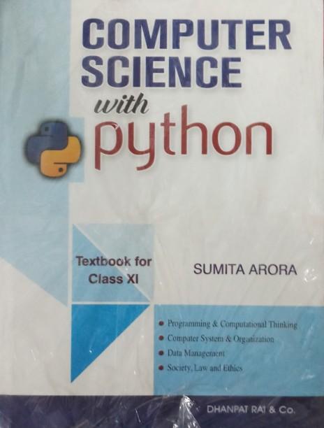 Cbse Class 12 Computer Science Book Sumita Arora Pdf