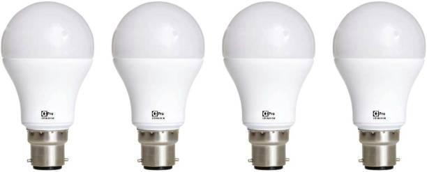 ALPHA 9 W Round B22 LED Bulb