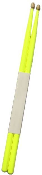 Maaron 7A Flouracent Yellow 7A Drumsticks
