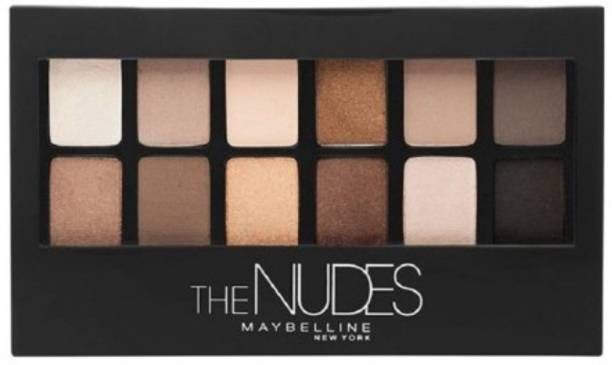 MAYBELLINE NEW YORK The Nudes Eye Shadow Palette 9 g